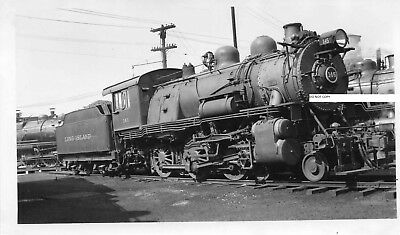 Long Island RR LIRR Photo Locomotive #145 Richmond Hill 1937