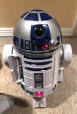 Star Wars R2-D2 Interactive Astromech Droid Voice Activated Robot Hasbro