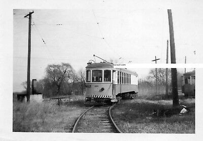Hagerstown & Frederick RY H&FRY Photo Car #171 Frederick 1950