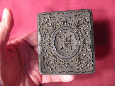1/6th Plate Thermoplastic Union Case