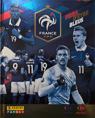 Cartes Stickers Football France Mondial 2018 Carrefour