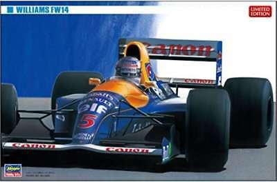 Hasegawa 1/24 Williams FW 14 Plastic model 20346 from Japan Free Shipping