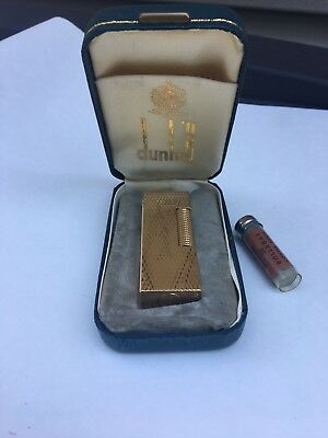 Vintage Dunhill Rollagas Lighter