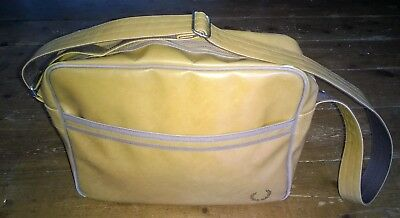 Fred Perry - Bag - Hold All - Mod - Skins - Vintage