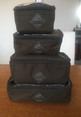 Nash 30 Years Luggage Set Leads Bits Terminal Pouch Pouches Bag Carp Fishing