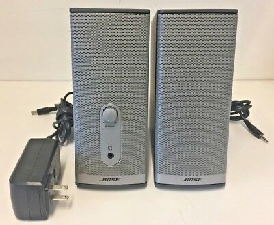 **Bose Companion 2 Series II Computer Speakers**
