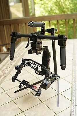 Turbo Ace Allsteady Motion -- 3 axis brushless gimbal with extras