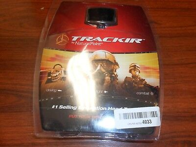 Natural Point TrackIR 5 Optical Head Tracking Tracker Controller NEW