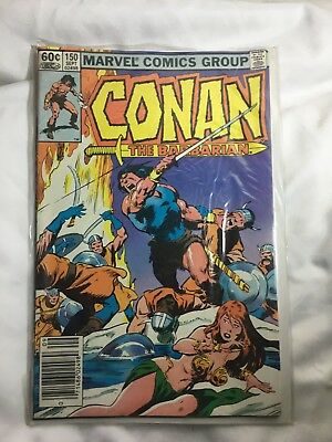 Lot of 5 comic books -Conan, Spider-Man, Wolverine, Fantastic Four