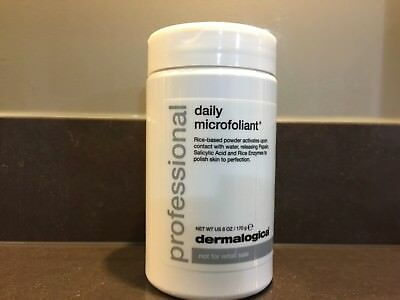 Dermalogica Daily Microfoliant 170g Salon Size New And sealed