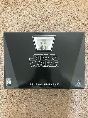 Gentle Giant Star Wars General Grievous Collectible Mini Bust