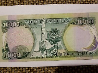 $10,000 New & Uncirculated Iraqi Dinar!!!! Best Price On Ebay Today!!!