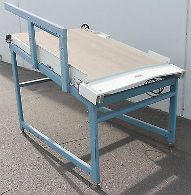"Leeson Powered 41"" Converyor Incline Conveyor With 3/4 Hp C143T11Fc1E Motor"
