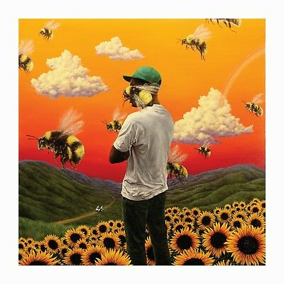 "Tyler the Creator Flower Boy Album Cover Poster + FREE 8"" Print"