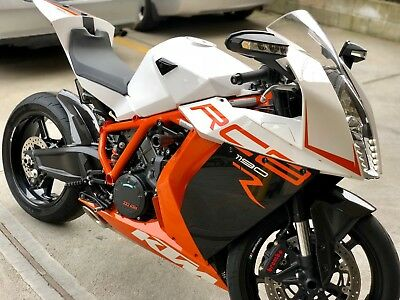 2015 KTM RC8R  ktm rc8r 1190 will blow your socks off, mint!