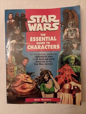 The Essential Star Wars Guide to Characters Leia max Jedi Empire Solo R2-D2 C3PO