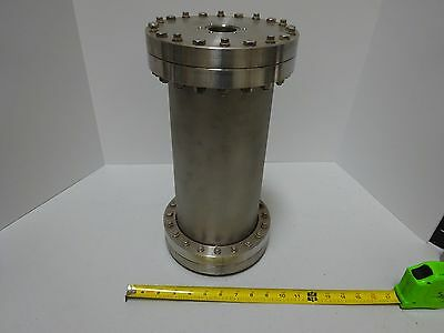 Mdc High Vacuum Chamber Reactor Heavy Stainless Steel #tc-1-A