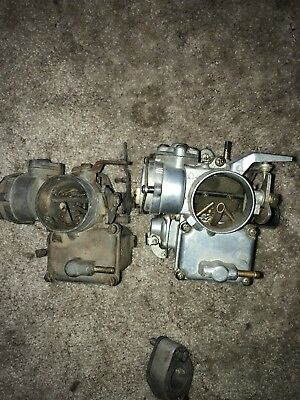 volkswagen Beetle/ Bus Carburetors  Spacer