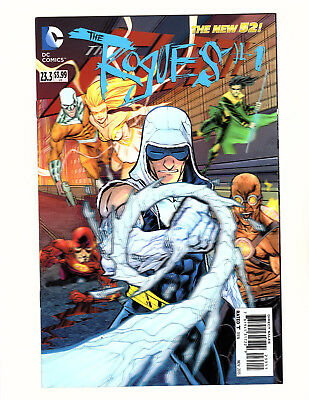 The Flash #23.3 (2013, DC) NM+ New 52 3D Lenticular Villains The Rogues