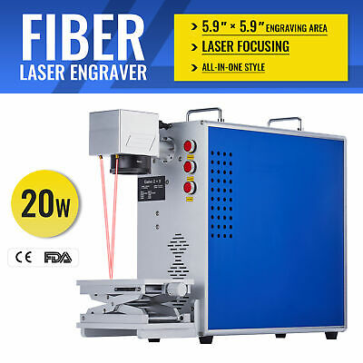 """40W CO2 Laser Engraver Cutter With Exhaust Fan USB Port 12""""x 8"""""""