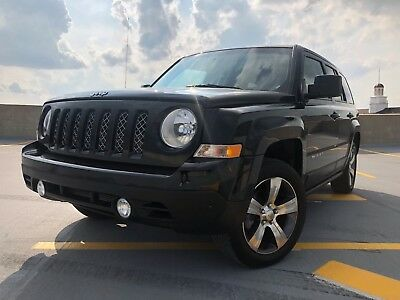 2017 Jeep Patriot High Altitude 2017 Jeep Patriot High Altitude LOADED