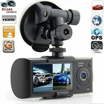 GPS Dashcam Autokamera Blackbox Car Camcorder Video Registrator Camera DVR #^