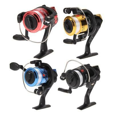 Aluminum Body Spinning Reel High Speed G-Ratio 5.2:1 Fishing Reels with Line