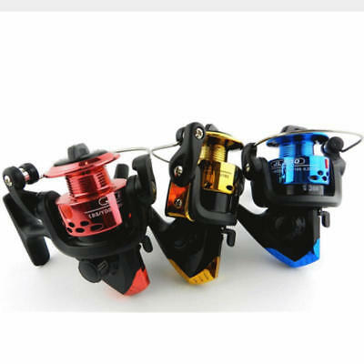 1PCYF200 Arrival Spinning Fishing Reels Electroplate Fishing Reel
