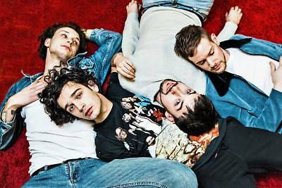 "MX44700 THE 1975 - Matthew Healy Ross Adam Hann George Daniel 21""x14"" Poster"