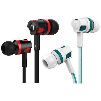 35mm In Ear Earphones Bass Stereo Headphones Headset Earbuds With Microphone