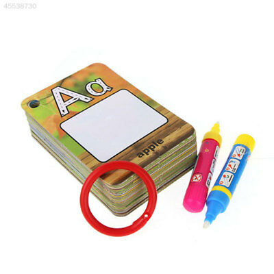 Kids Graffiti Card Letter Writting Alphabet Learning Educational Congnition