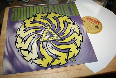 Soundgarden - Badmotorfinger - Top A&M EU Hard Rock Grunge Color Vinyl Album