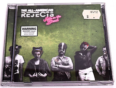 All American Rejects Kids in the Street CD Free Postage