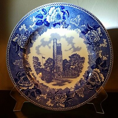 WEDGWOOD Bell Tower at Valley Forge Commemorative Plate - 1932