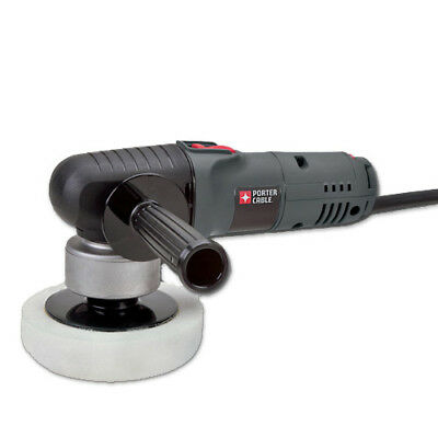 "Porter Cable 7424XP 6"" 4.5 Amp Variable-Speed Random Orbit Polisher"