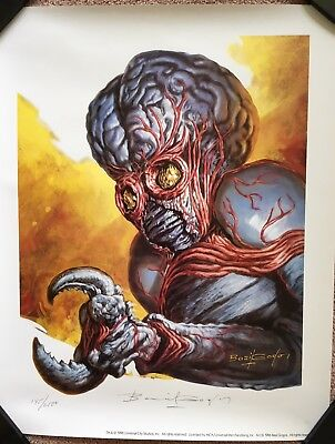 Mutant From This Island Earth: Signed by Basil Gogos