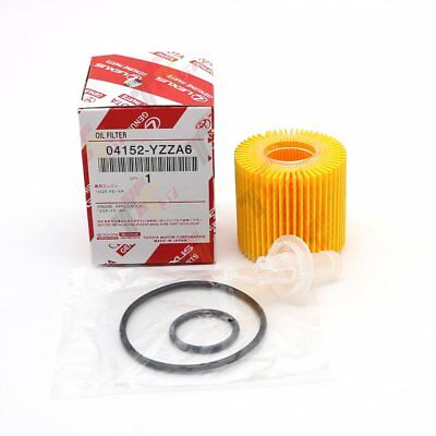 TOYOTA Lexus OEM Engine-Oil Filter 04152-YZZA6 for Scion Corolla Matrix Prius
