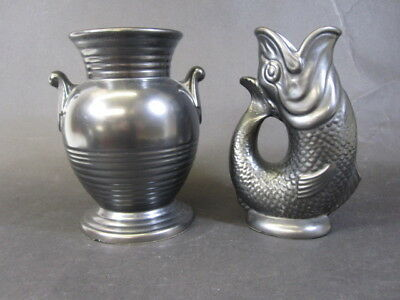 A Pair Of Dartmouth Vases