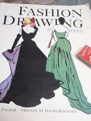 """Vogue"" drawings, 1923-1983,  240 page big book"