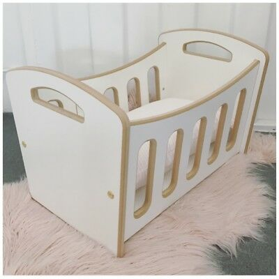 Doll Cradle, Role Play Furniture - Australian Made