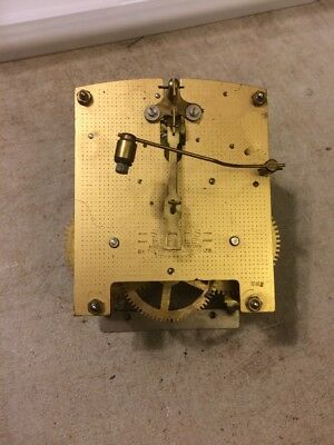 Smith Enfield Mantle Clock Movement