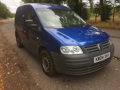 Vw caddy van 1.9 tdi