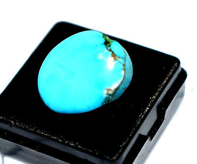 20.30 CT Natural Oval Cut Untreated Turquoise  Arizona Best offer Gemstone