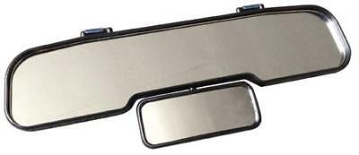 Extra Wide 2in1 Twin View Interior Child Rear View Mirror fits CITROEN / DS