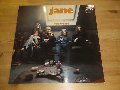 "JANE: Here We Are, BRAIN, 1032, ORG NL, 12""/ LP, HAMMER KRAUTMONSTER IN MINT!!"