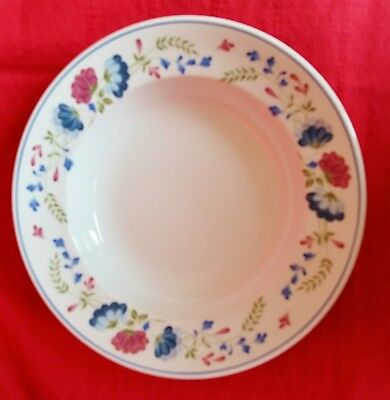 Priory BHS British Home Stores Soup Pasta Bowls Dishes 23cm