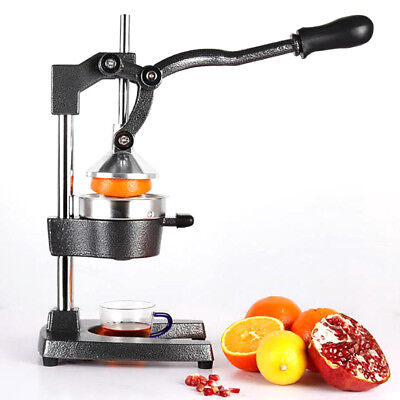 Hand Press Commercial Pro Manual Citrus Fruit Lemon Juicer Juice Squeezer Orange