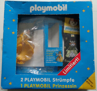 Limited Playmobil Promotional Set Atair from 2000 (promo figure and socks)