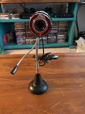 usb webcam with microphone