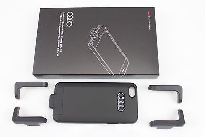Original Audi Induktive Ladehülle Ladeschale Apple iPhone 5/5S/SE